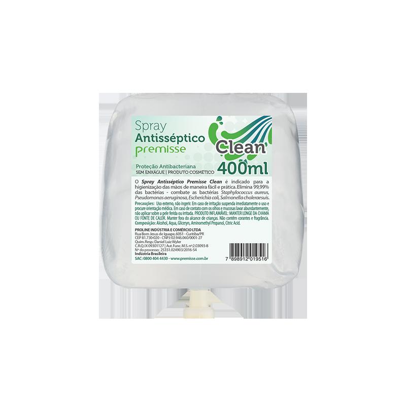 Refil Spray Antisséptico 400ml