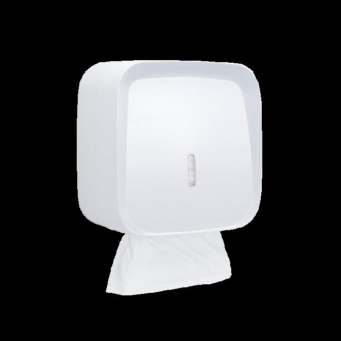 Dispenser Porta Papel Toalha Invoq Premisse Branco