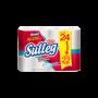 Papel Higiênico Sulleg 100% Celulose - 72 Rolos de 30m - Folhas Duplas