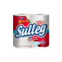 Papel Higiênico Sulleg 100% Celulose - 64 Rolos de 30m - Folhas Duplas
