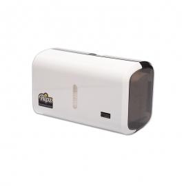 CÓD. 19832 - Dispenser Toalha Interfolha Compacto - BLACK & WHITE