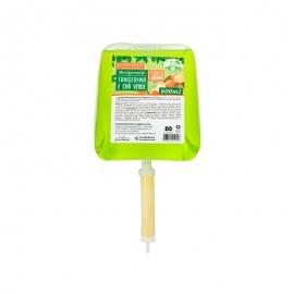 CÓD. 10128 - Sabonete Líquido Tangerina e Chá Verde - 800 Ml